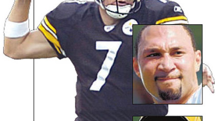 "Backups Charlie Batch and Dennis Dixon have the quarterback position ""set"" in face of the situation surrounding Ben Roethlisberger."