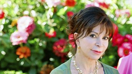 Isabel Allende -- Historical novel is eerily timely.