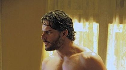Joe Manganiello, a 1995 graduate of Mt.Lebanon High School and a 2000 graduate of Carnegie Mellon University, plays werewolf Alcide on HBO&#039;s &quot;True Blood.&quot;