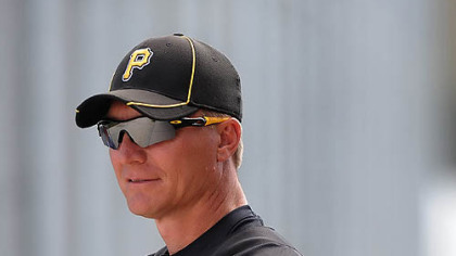 Jeff Banister is entering his 25th year in the Pirates' organization, his eighth as minor league field coordinator.
