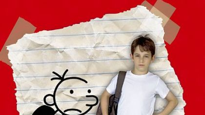 "Zachary Gordon will play Greg Heffley in the movie ""Diary of a Wimpy Kid."""