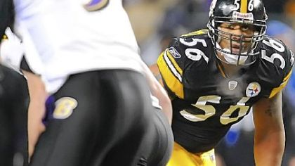 Lamarr Woodley enters the season wondering why his contract hasn't been extended.