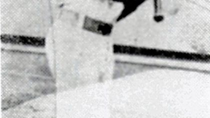 Pete Hill was known as a slashing left-handed hitter.