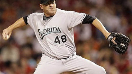 New Pirates pitcher Brendan Donnelly had a 1.78 ERA with the Marlins last season.