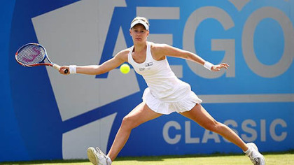 Pine-Richland native Alison Riske was granted a wild-card entry into Wimbledon.
