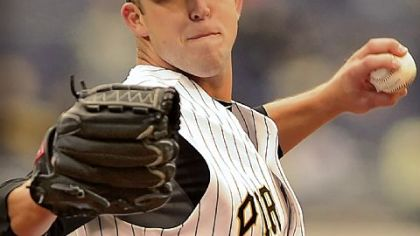 Pitcher Paul Maholm is the Pirates' highest-paid player on the active roster at $4.5 million.