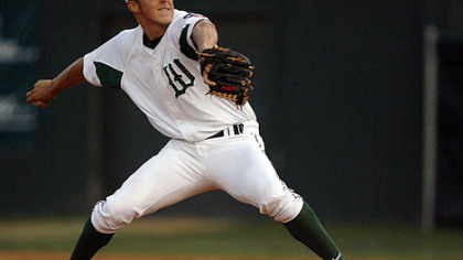 Jameson Taillon is a 6-foot-6 right-hander out of The Woodlands high school in Texas.