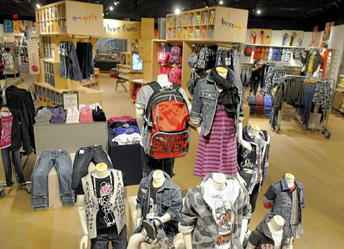 Cheap clothing stores America clothing store