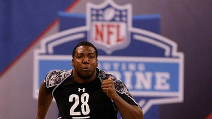 Oklahoma State tackle Russell Okung is expected to be a first-round pick in the NFL draft.
