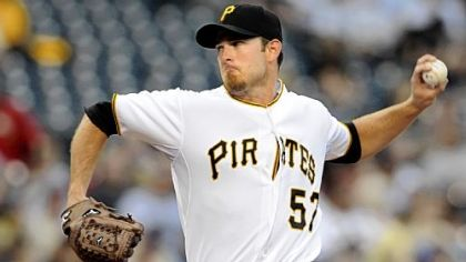 Pirates pitcher Zach Duke could be placed on the 15-day disabled list.