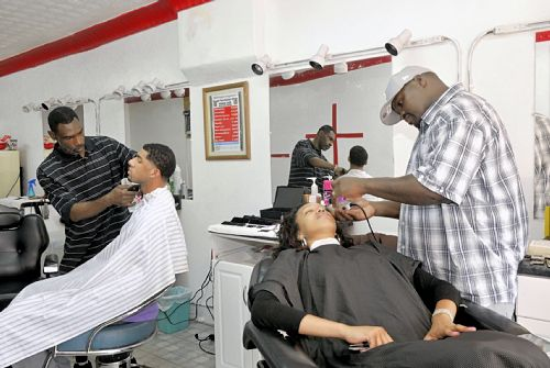 ... Siders shout hallelujah over barber shop - Pittsburgh Post-Gazette
