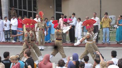 Indian Border Guard Uniform