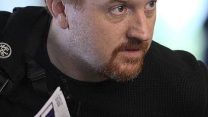 "Louis C.K. stars in ""Louie"""