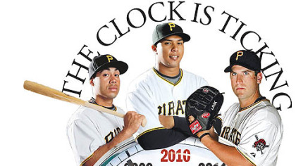 Faces of the future: Pedro Alvarez, Jose Tabata and Brad Lincoln