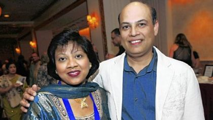 Ritu and Atui Bansai.