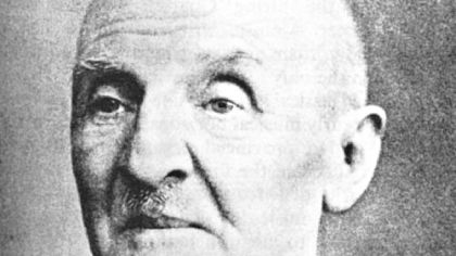 Composer Anton Bruckner