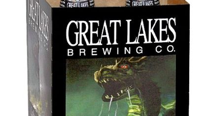 Lake Erie Monster from Great Lakes Brewing Co. in Cleveland.