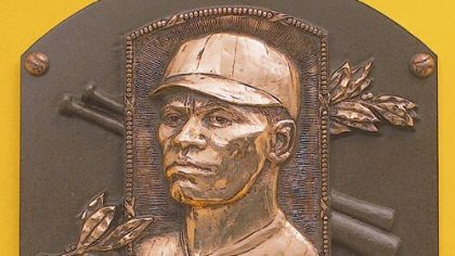 Pete Hill was named to the Baseball Hall of Fame in 2006, but his name is incorrectly recorded on the plaque in Cooperstown.