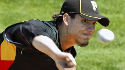The Pirates&#039; Charlie Morton had his sharpest outing of the spring Sunday, throwing four scoreless innings against the Yankees, with a hit, a walk and four strikeouts.