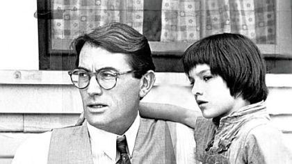 how is atticus finch portrayed Flanagan ap english 11 1/21/13 atticus finch throughout life, many amazing individuals enter and leave, each having impact and influence on each person they have been.