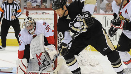 The Penguins are still considering re-signing unrestricted free agent forward Bill Guerin.