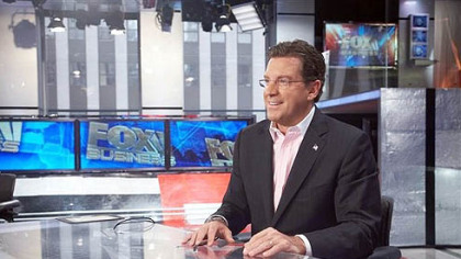 "Eric Bolling hosts ""Money Rocks"" on the Fox Business Network."