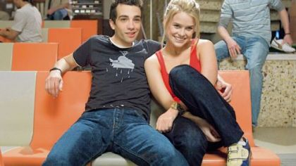 """She's Out of My League,"" with Jay Baruchel and Alice Eve."