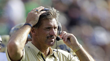 "Dave Wannstedt -- ""It was good work with not being an all-out scrimmage."