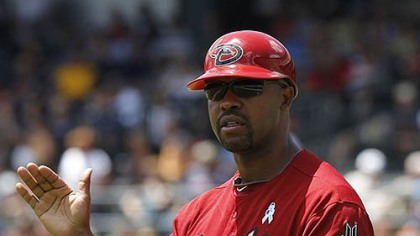 Former Diamondbacks third base coach Bo Porter.