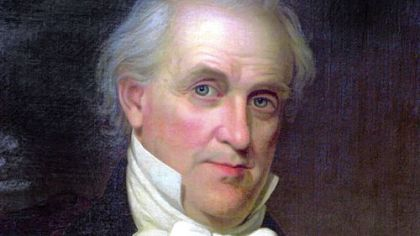 President James Buchanan: tense times