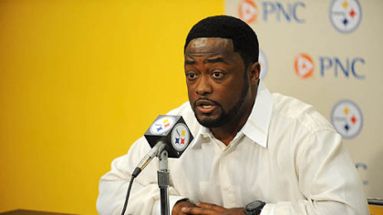 "Steelers coach Mike Tomlin on NFL officials: ""It would be tough for me to care less about their opinion, to be honest with you."""
