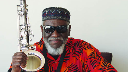 Pharoah Sanders