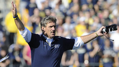 Pitt went 7-5 under head coach Dave Wannstedt this season.