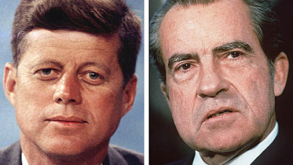 There is no doubt that John F. Kennedy had it all over Richard M. Nixon in the looks department, says University of Texas economist Daniel Hamermesh, who studies attractiveness. It's less certain how much of a difference it made in his narrow defeat of Nixon in the 1960 presidential race, Dr. Hamermesh said, because the general rule is the more you know the candidates, the less looks matter. On the other hand, he says, a host of studies has shown that good-looking candidates in state and local elections have an advantage.