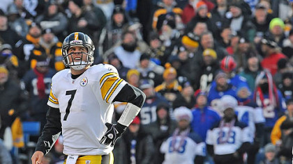 Steelers quarterback Ben Roethlisberger is dealing with a broken metatarsal bone in his right foot.