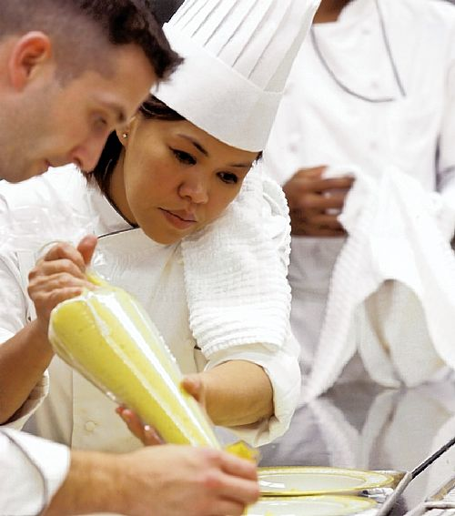 Cristeta Comerford, White House Executive Chef, American-Filipina