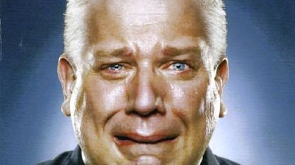 """Tears of a Clown; Glenn Beck and the Tea Bagging of America,"" by Dana Milbank."