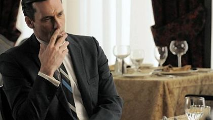 Joh Hamm as Don Draper in &quot;Mad Men,&quot; a series that continues to uncover new facets of its characters.