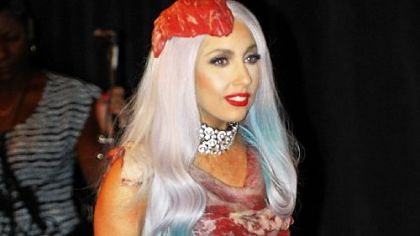 Anything Lady Gaga is super hot this Halloween.