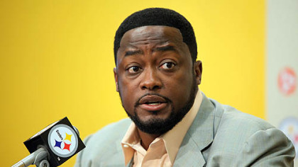 Steelers coach Mike Tomlin said the Steelers have no plans to sign another quarterback.