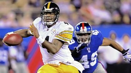 &#039;Starter&#039; Byron Leftwich won&#039;t start.