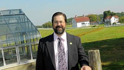 David Hassenzahl has been named the new dean of sustainability and the environment at Chatham University at the Eden Hall Farm campus.